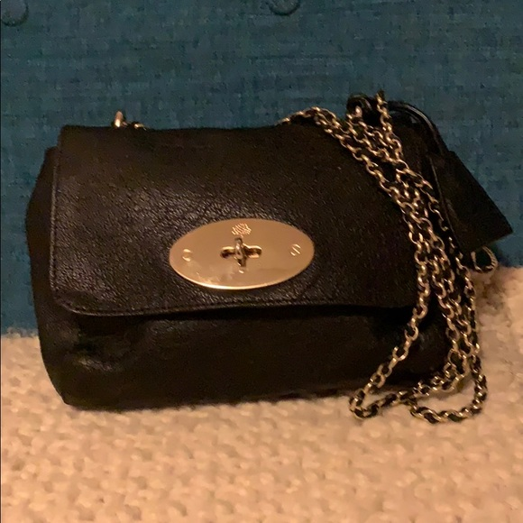 7b33cc06fc0e5 Mulberry Bags | Lily Small Texturedleather Shoulder Bag | Poshmark